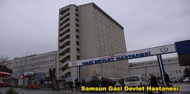 samsun-gazi-devlet-hastanesi