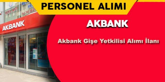 akbank-ilan